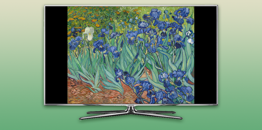 Impasto Art is live on UPC Horizon Box!