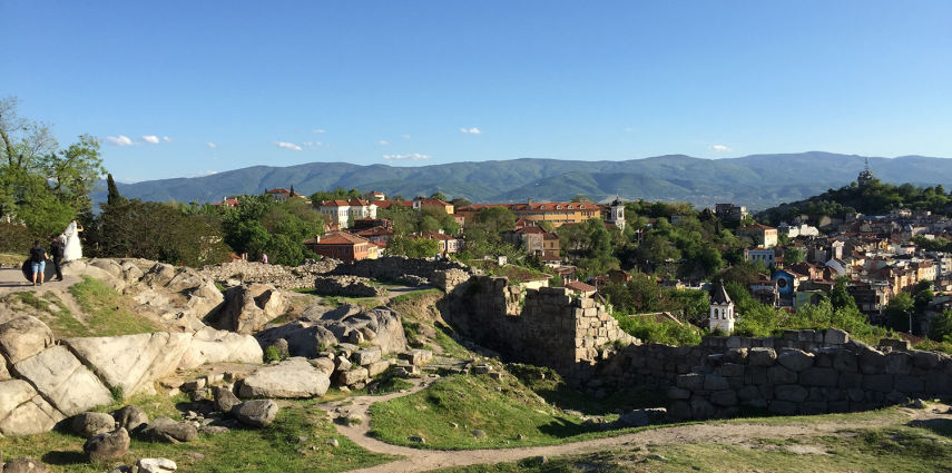 Work and fun in beautiful Plovdiv